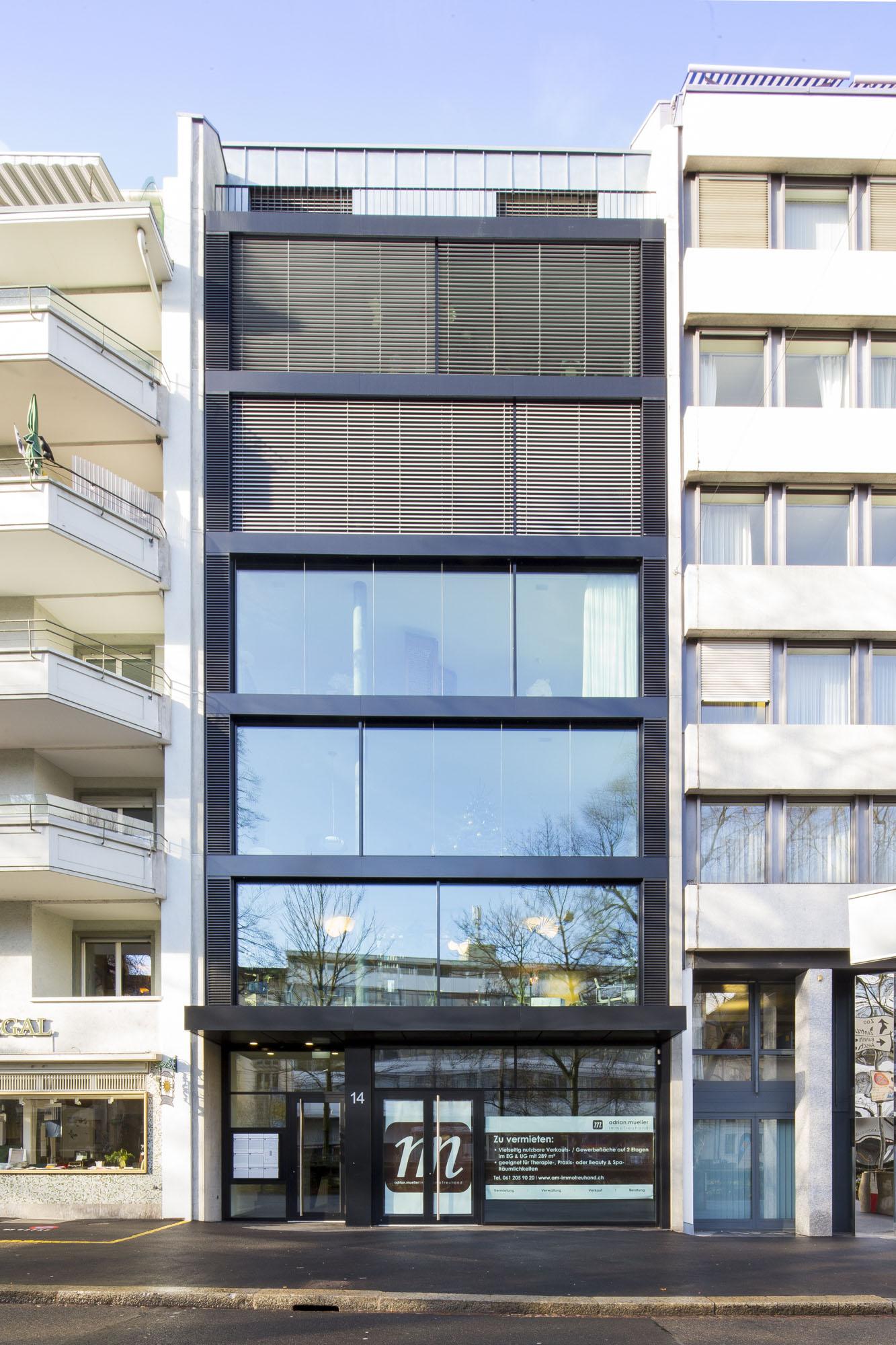 garibay, Aeschengraben 14, Basel